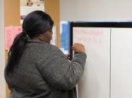 Breaking down barriers: women and leadership