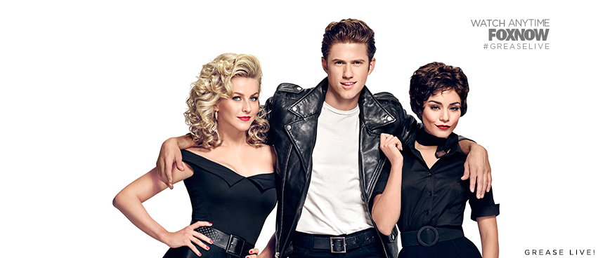 """""""Grease: Live"""" surprisingly doesn't suck at all"""