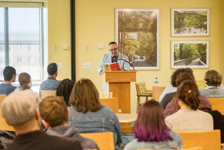 Gonzalez's Poetry Gathering