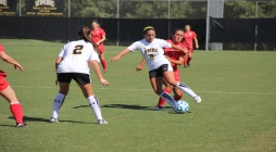 Women's soccer takes two over weekend