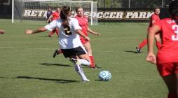 Women's Soccer knocked out on Pks