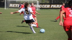 Women's Soccer knocked out on Pks