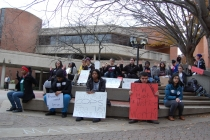 Breaking News: Ferguson Protest at UMBC