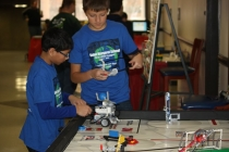 Build your way to 1st place in upcoming Lego League Tournament