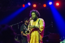 Photographs — Kamasi Washington