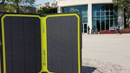 Solar energy club works to enlighten the campus about eco-friendliness