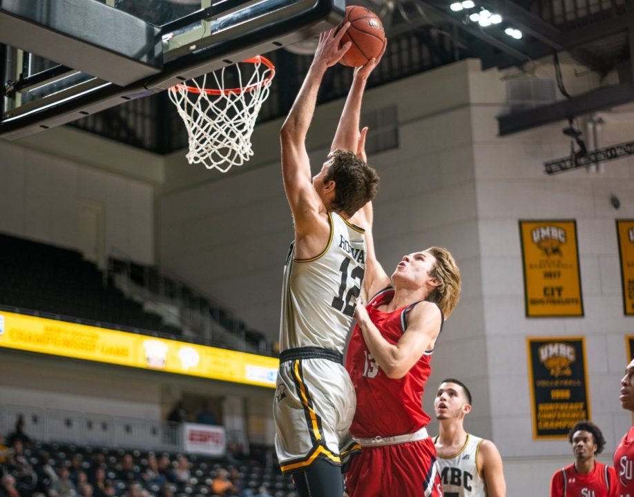 Horvath registers double-double in home opener