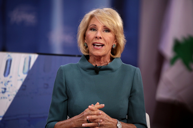 Trump's administration brings changes to Title IX protections