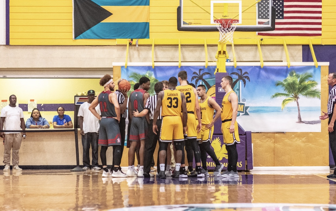 Tempers flare in Bahamas finale