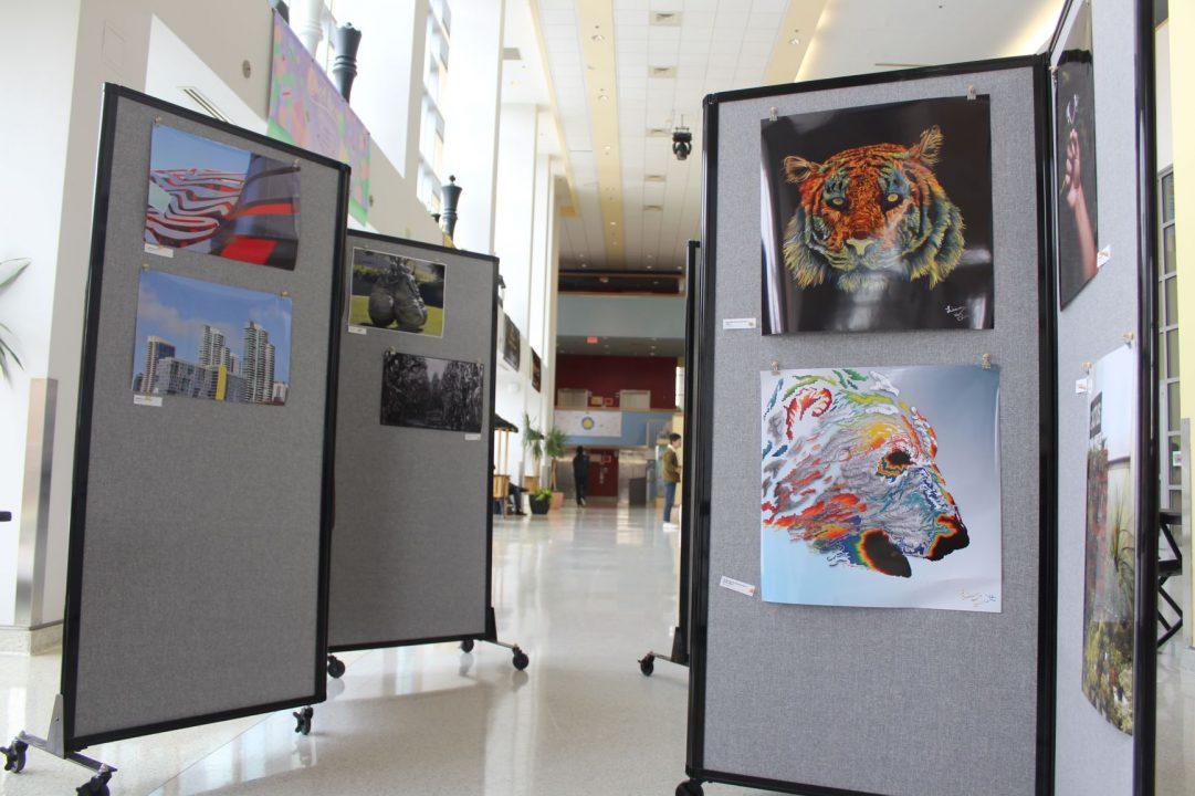 Art Week presents an amazing art gallery