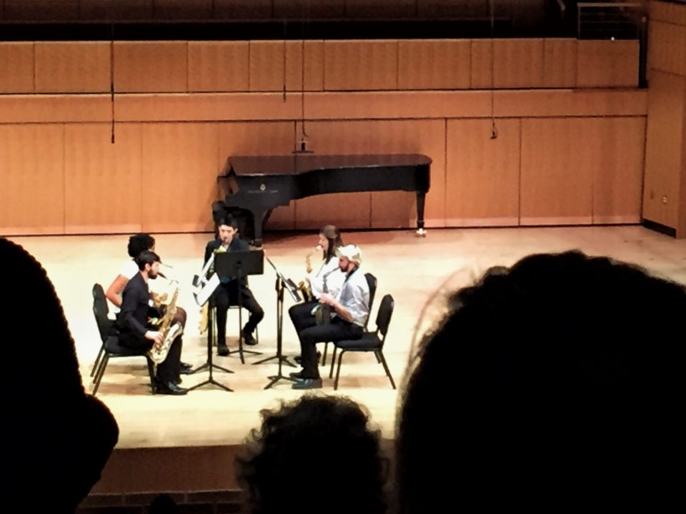 A Night of UMBC Chamber Music