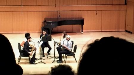 A Night of UMBC Chamber Music