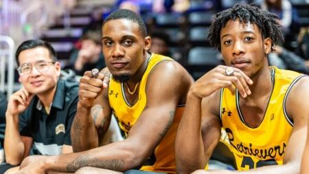 Basketball teams honored at Retriever Madness