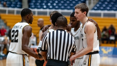 UMBC blows out the Bearcats