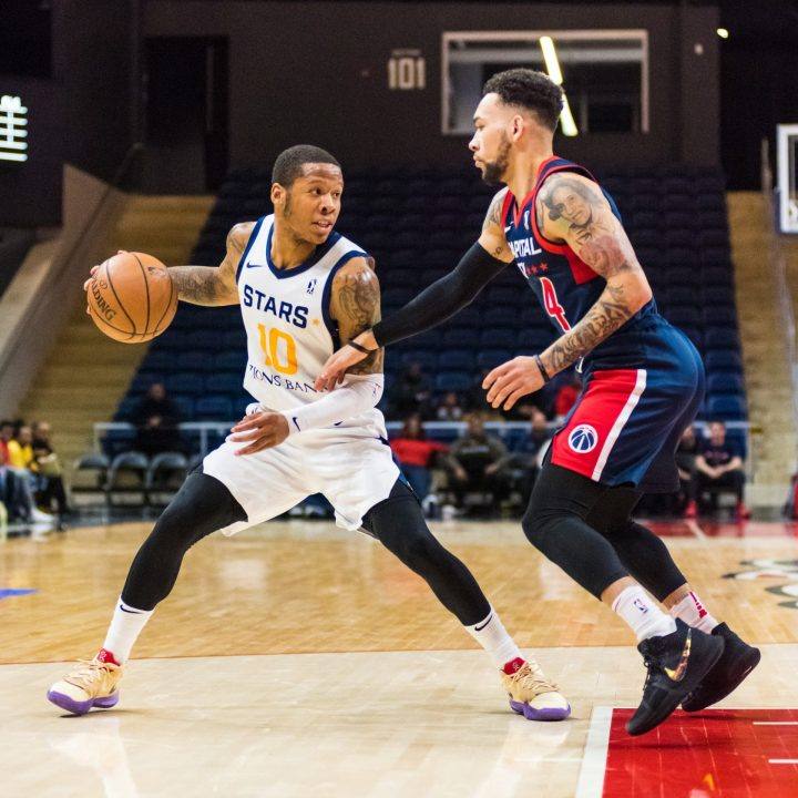 Catching up with Jairus Lyles
