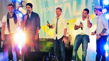 DNA: Backstreet Boys' newest album
