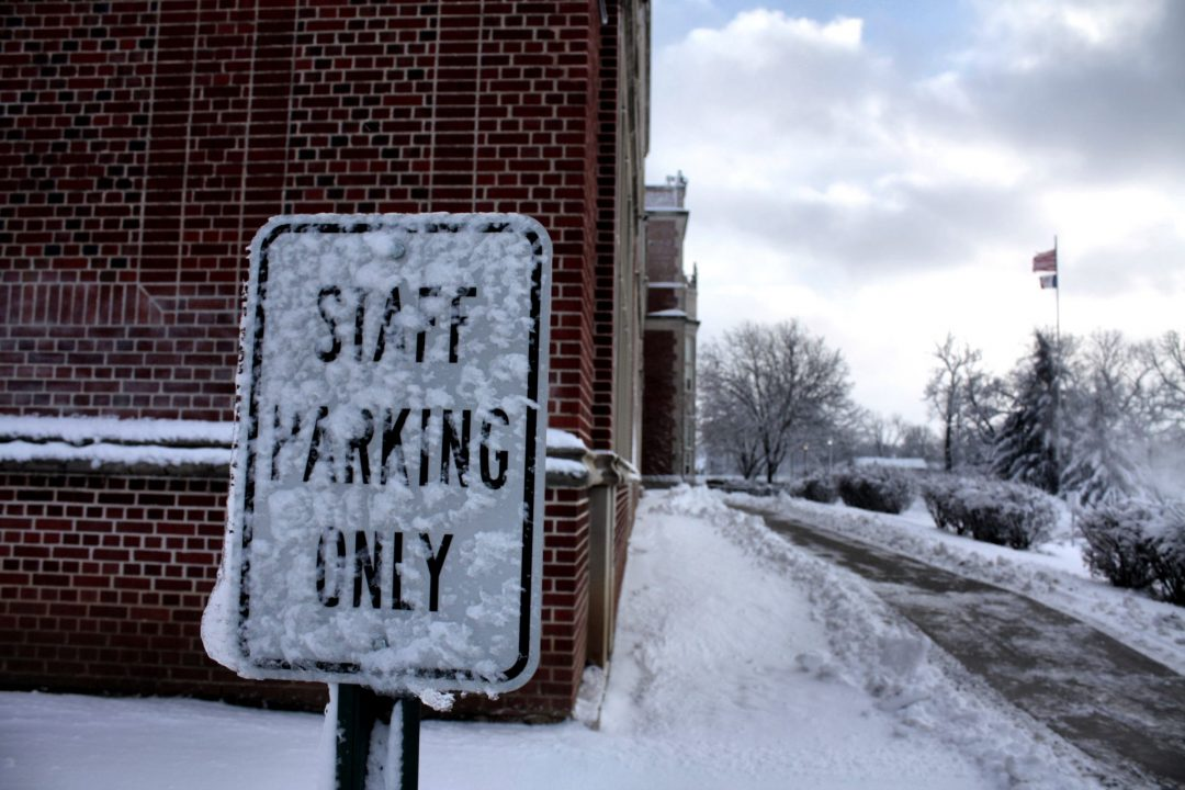 When snow falls, UMBC needs to focus on the safety of students