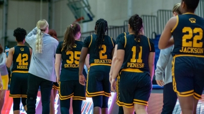 UMBC embarks on unknown horizon after first round exit