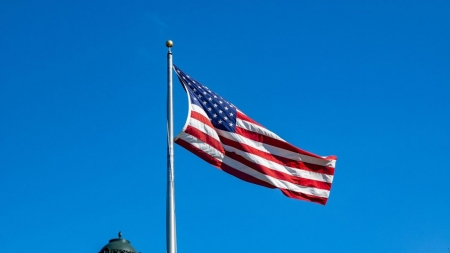Patriotic displays aren't the backbone of our country, freedom is