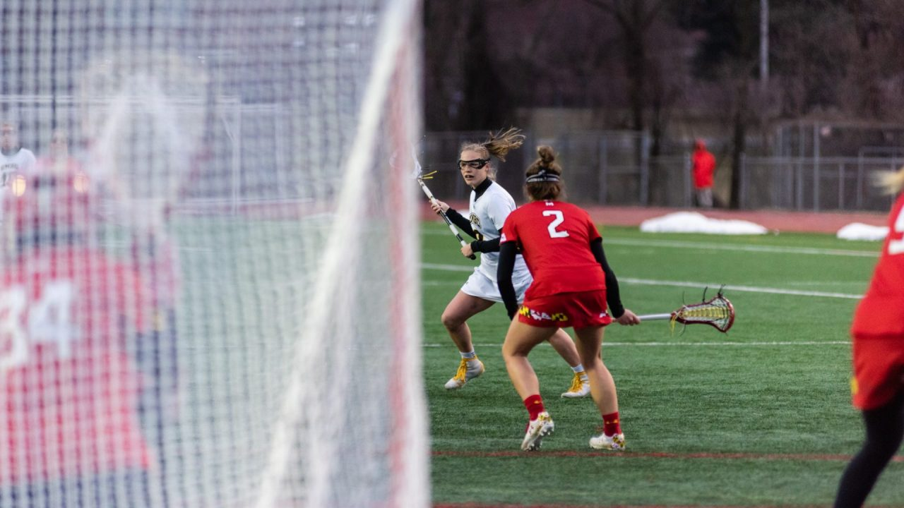 Women's Lacrosse: A Moment in Time