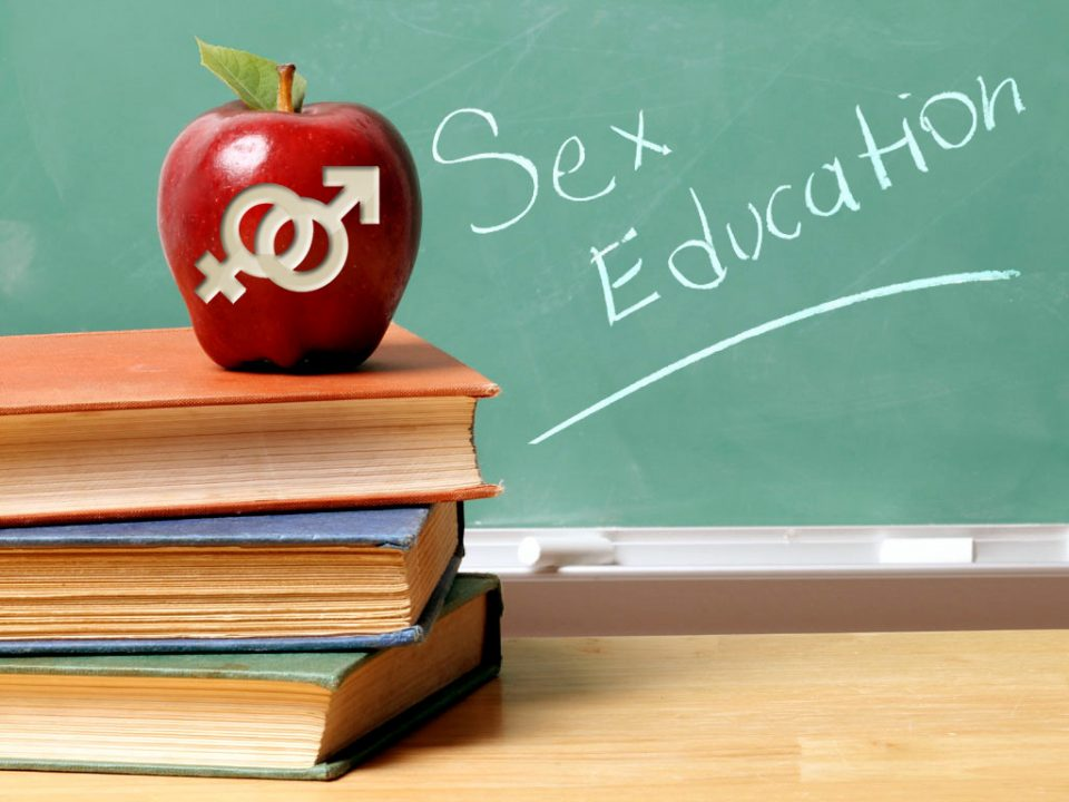 Comprehensive sex education is vital