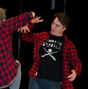 "Musical Theatre Club presents: ""Musical Theatre Club! The Musical"""