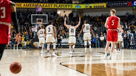 Rematch Szn: The Retrievers are going to the America East Championship