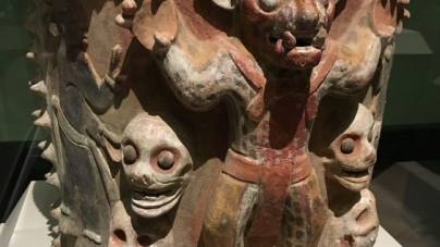 Metamorphosis and mortality: a Mayan perspective
