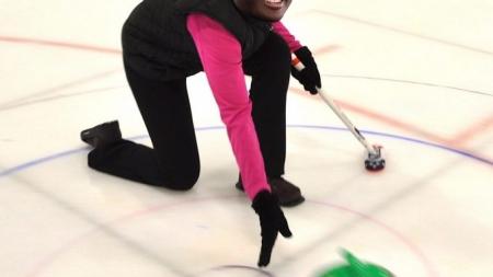 UMBC coed curling team pulls off a historic upset