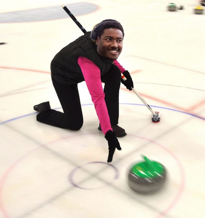 UMBC coed curling team pulls off a historic upset