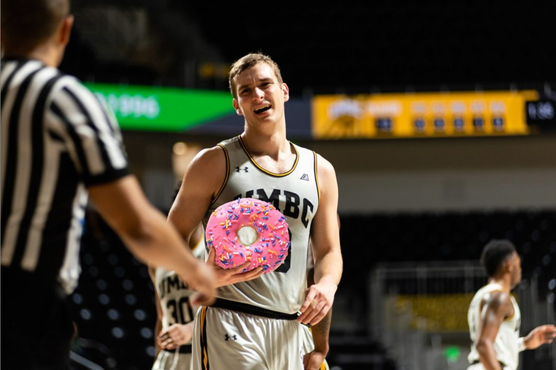 UMBC Basketball: What's that about?