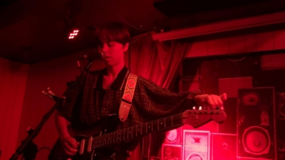 """Hand Habits perform breathtaking new album """"placeholder"""" at Songbyrd"""