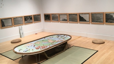 American relations in Okinawa: a valuable lesson in history through art