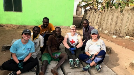 UMBC Global Brigades extends to Ghana