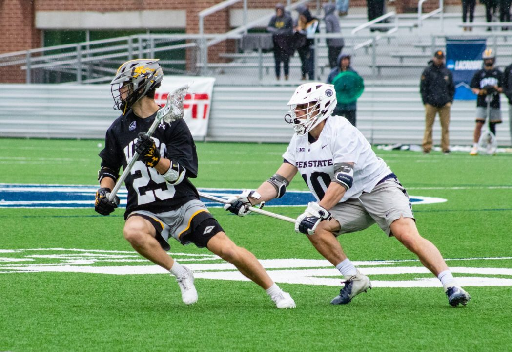 Men's Lacrosse looks to advance to the second round