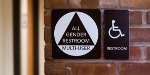 Access for all: UMBC's first multi-user all-gender restrooms
