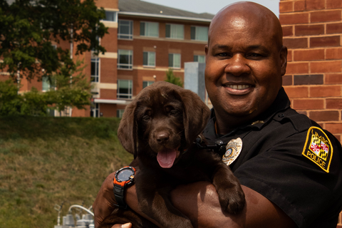 UMBC police department seeks feedback, names community resource sergeant