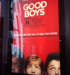 "Review: leave the kids at home when you go see ""Good Boys"""