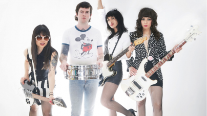 Rickenbackers and Punk Rock: Baby Shakes release new album before this weekend's Hampdenfest