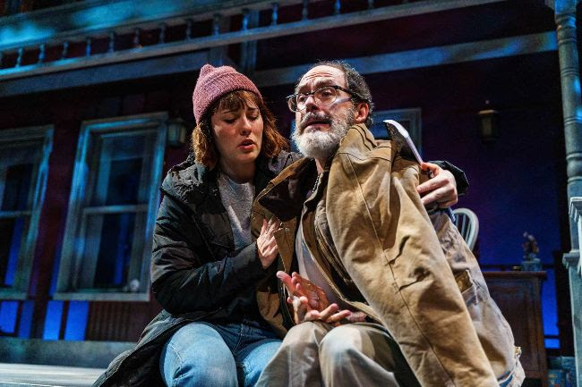 "Review: Everyman Theatre's ""Proof"" finds mathematical elegance"
