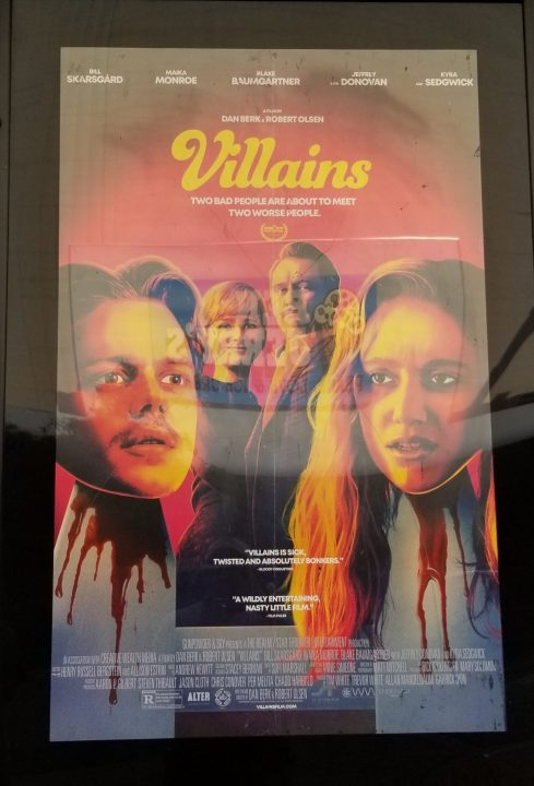 """Review: The unlikely protagonists in """"Villains"""" save the day"""