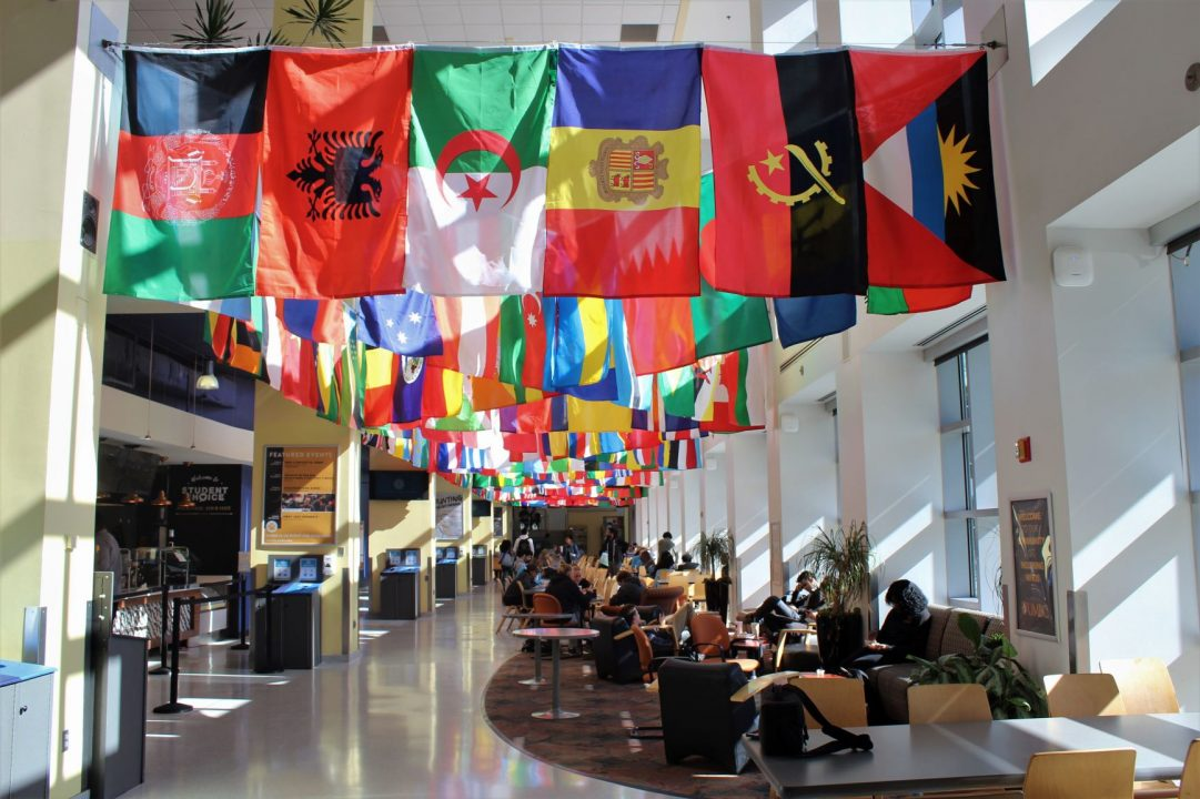 UMBC prepares students for life in a globalized world through 'internationalization'
