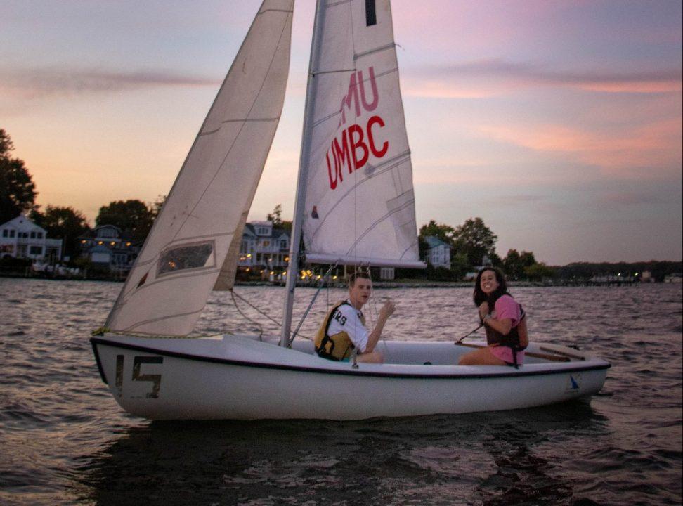 Sailing Club sets sails for the new season