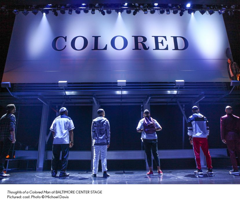 "Review: ""Thoughts of a Colored Man"" leaves thoughts for any man"