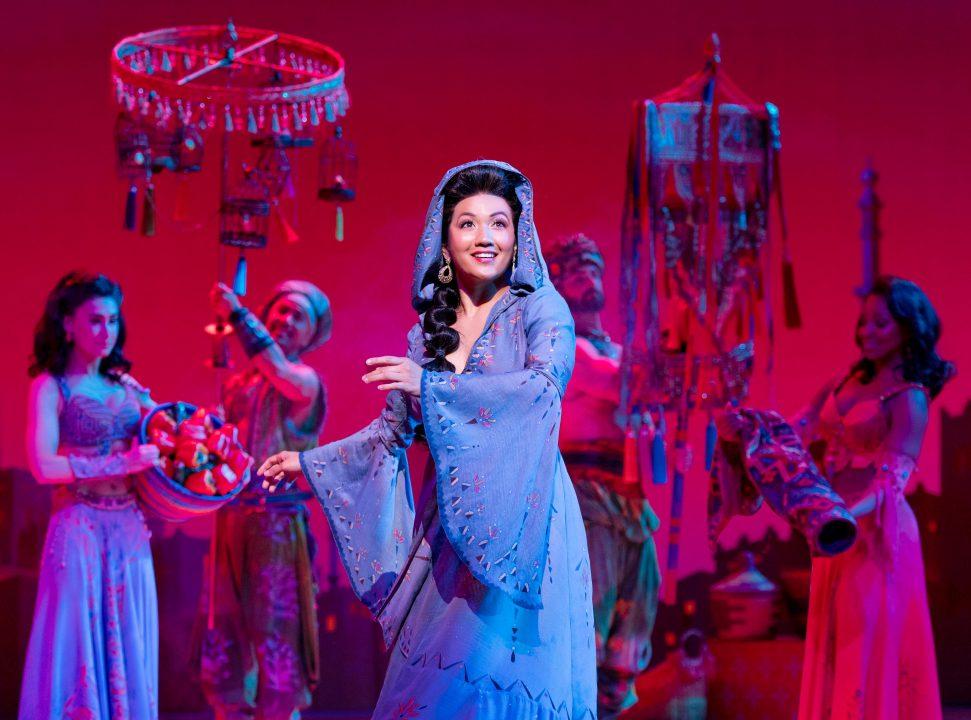 """Aladdin"" at the Hippodrome: pushing beyond childhood nostalgia"