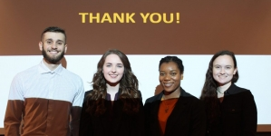 Annual Idea Competition highlights student entrepreneurs