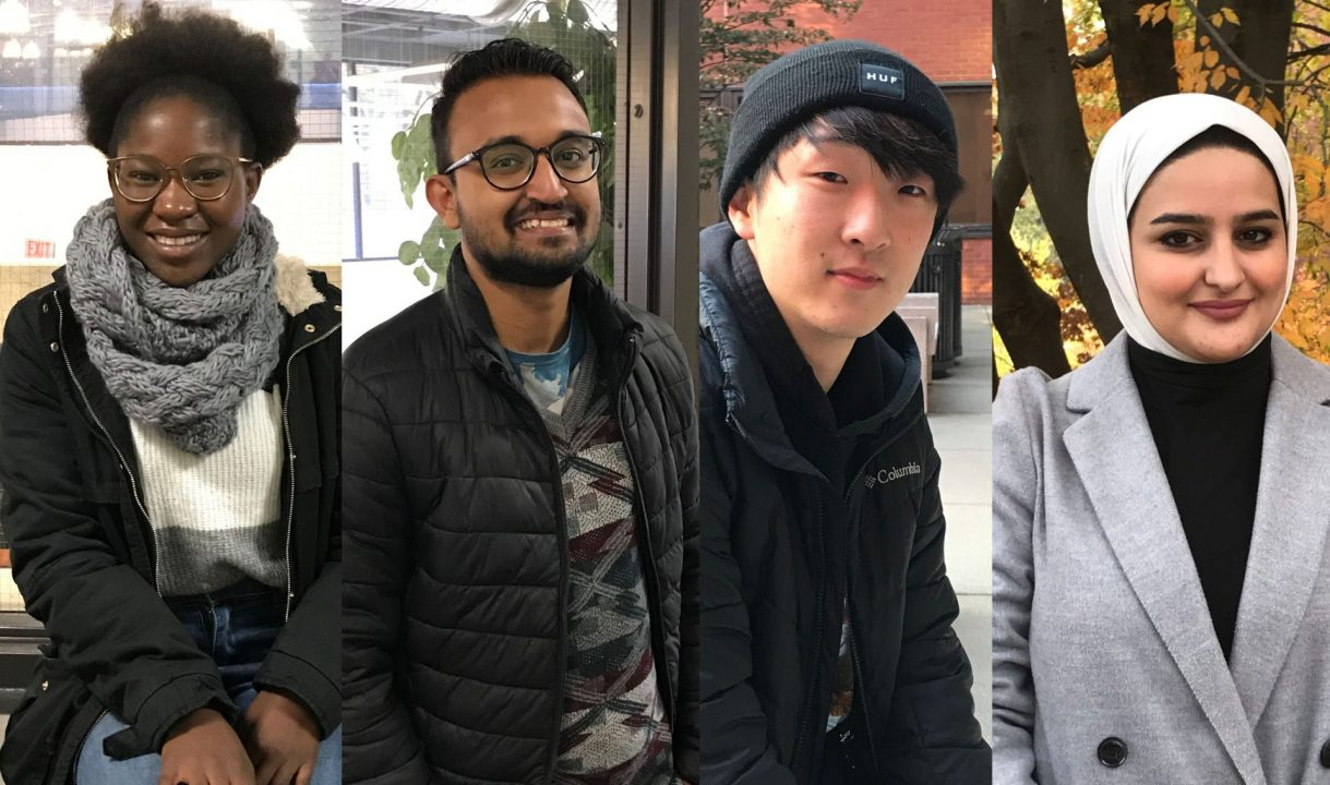 Home away from home: UMBC international students share their experiences
