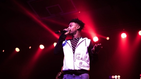 21 Savage gets lit at the RAC, but not for long