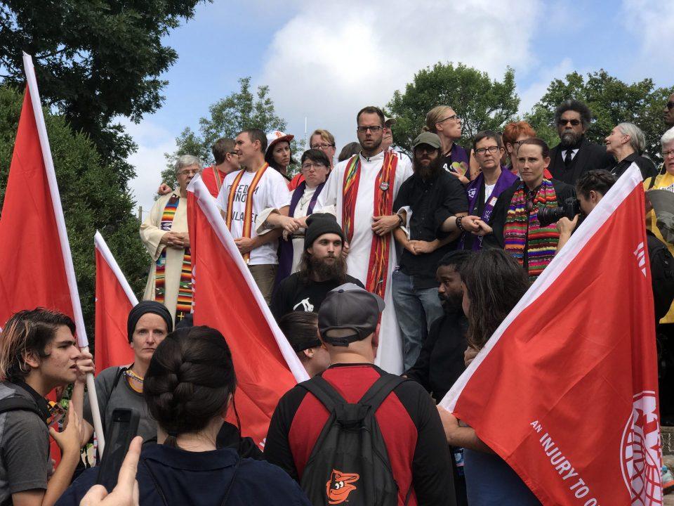 Nationalist rallies fail to inspire fear