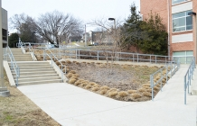 Campus developments highlight accessibility improvements